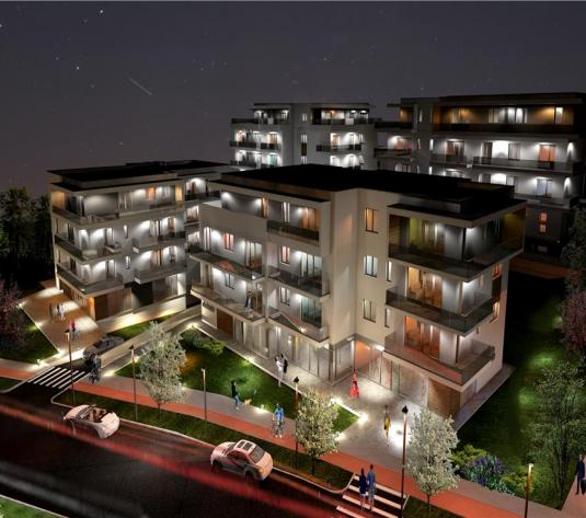 Apartament 3 Camere 16 mp Terasa si Priveliste Panoramica - imagine 1