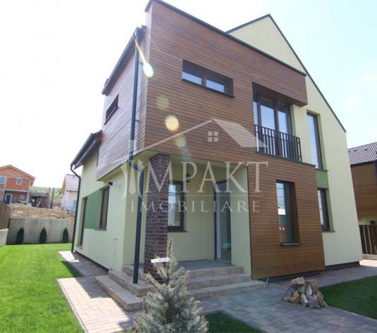 Casa de inchiriat 4 camere  in Cluj Napoca - zona Borhanci - imagine 1