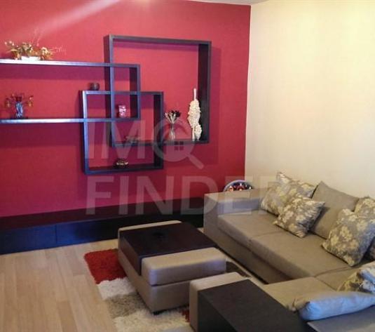 Vanzare 2 camere Floresti,  zona str. Florilor, 60 mp + 8 mp balcon - imagine 1