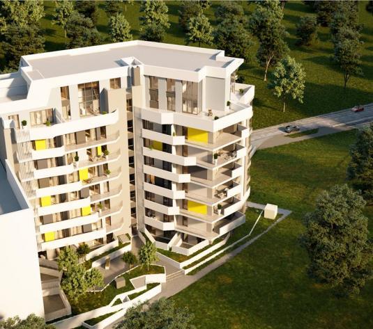 Vanzare Apartament 1 Camera Complex Rezidential - imagine 1