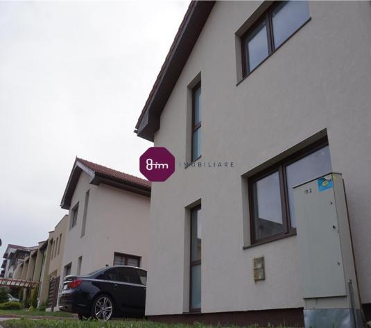 Vanzare Casa individuala 4 camere, 160 mp utili, 420 mp teren, Garaj, Terasa, zona Borhanci ! - imagine 1