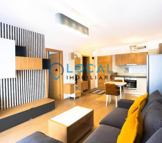 2 camere, modern, 47 mp, Gheorgheni, Iulius Mall - imagine 1