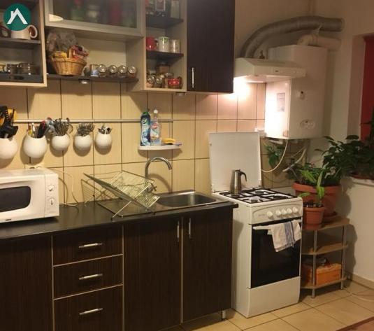 PF. vand apartament 2 camere  semidecomandate, parter, 50 mp.,Cluj- Napoca, zona Buna Ziua - imagine 1