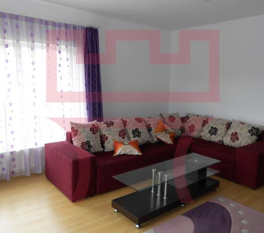 Vanzare apartament Floresti zona centrala 2 camere decomandate mobilat - imagine 1