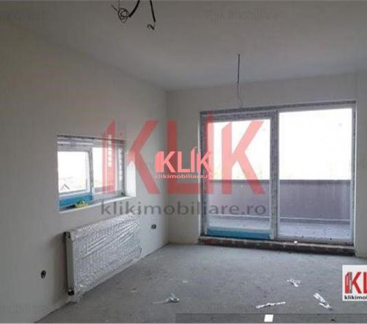 Apartament 2 camere cu terasa in BLOC NOU cu C.F. zona Hotel Gala - imagine 1