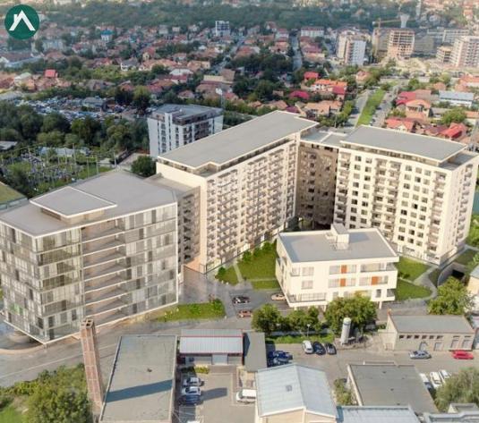 Apartamente 4 camere in Ansamblu Rezidential zona Piata 1 Mai - imagine 1