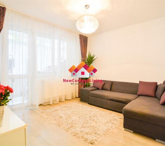 Apartament de vanzare in Sibiu, zona Ciresica, mobilat si utilat - imagine 1