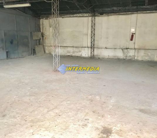 Hala de inchiriat cu biouri in Alba Iulia 180 mp - imagine 1