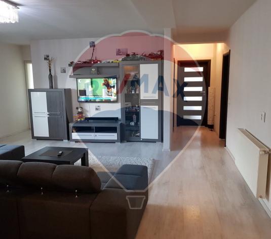 Apartament 3 camere mobilat si utilat- Floresti - comision 0% - imagine 1