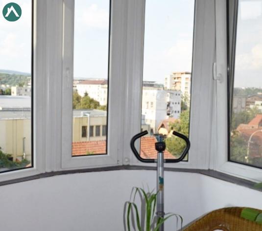 Apartament 2 camere decomandat, 52 mp, zona Pod Calvaria ,Manastur! - imagine 1