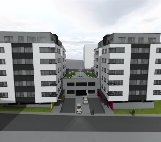 Vanzare apartament 3 camere, bloc nou, zona Calea Baciului - imagine 1