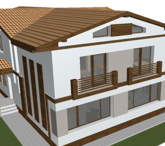 Casa tip duplex, zona strazii Barc I - imagine 1