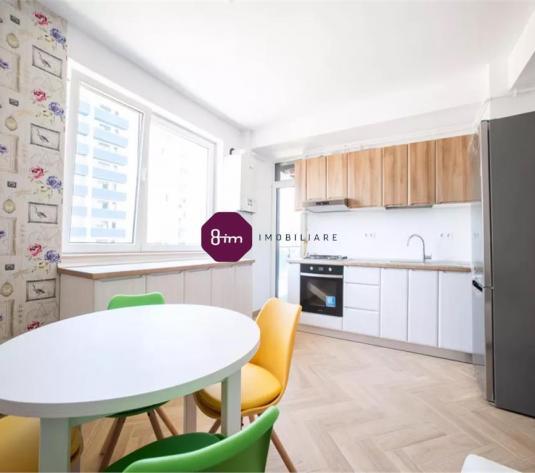 Prima Inchiriere Apartament 2 camere, 60 mp, Etaj Intermediar, Garaj Subteran, zona Iulius Mall ! - imagine 1