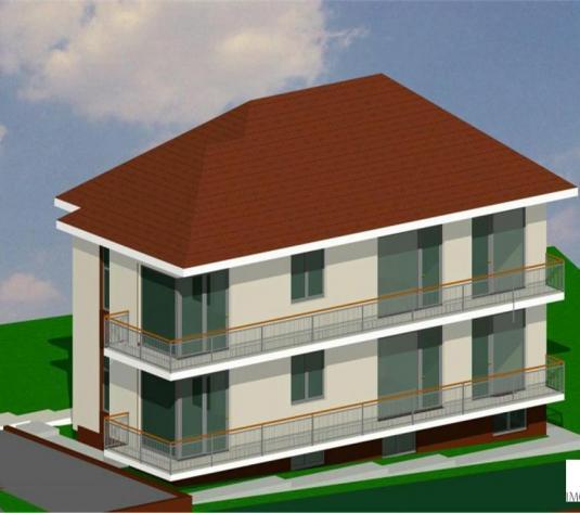 Vand apartament 3 camere 98mp Dambul Rotund zona Lidl - imagine 1