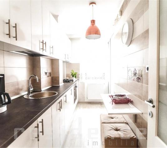 Apartament 1 camera decomandat, Imobil Nou,Gheorgheni,zona Iulius Mall - imagine 1