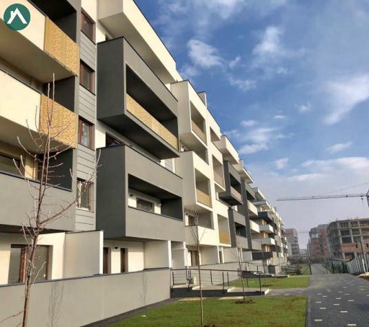 Apartamente 2 camere in Ansamblu Rezidential zona Europa - imagine 1