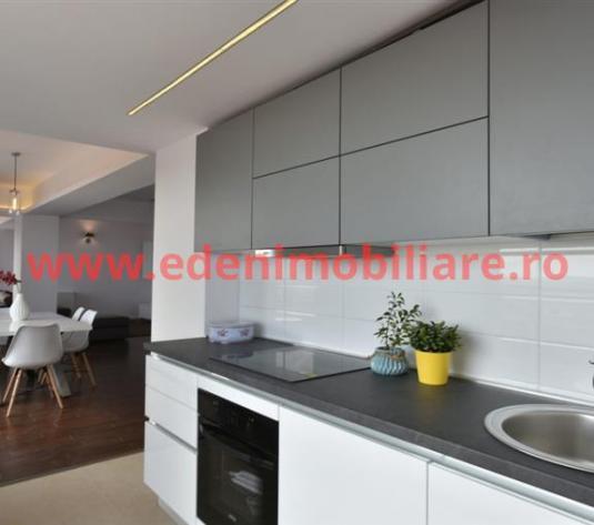 Apartament 4 camere de vanzare in Cluj, zona Buna-Ziua, 185000 eur
