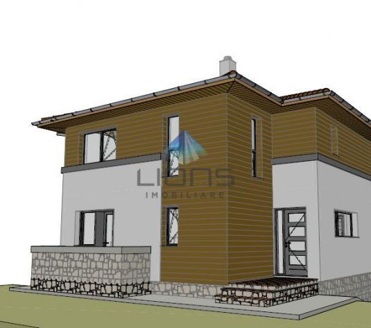 Vila 4 camere de vanzare la 15 km de Cluj - imagine 1