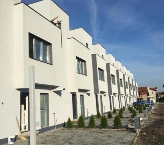 Vanzare Vila Individuala 4 camere Estera Residence  - Pipera , Bucuresti - imagine 1