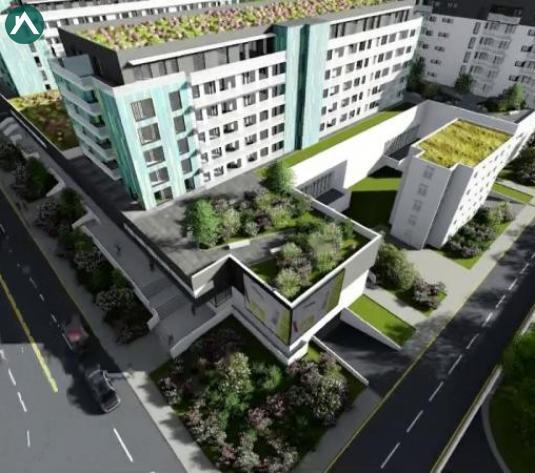 Apartamente 2 camere, Ansamblu rezidential Iulius Mall - imagine 1