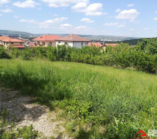 Teren in Borhanci, 600 mp, ideal duplex, UTR Liu, nu necesita PUZ! - imagine 1