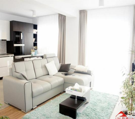 Apartament 2 camere Buna Ziua, 53 mp utili, finisat, mobilat, utilat, parcare - imagine 1
