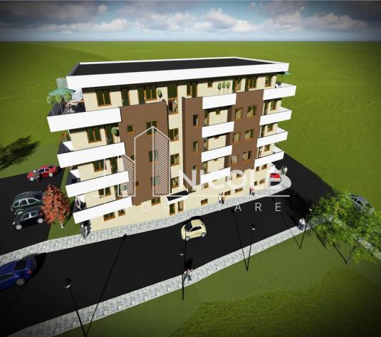 Apartament cu 2 camere si terasa in zona Vivo (Polus Center) - imagine 1