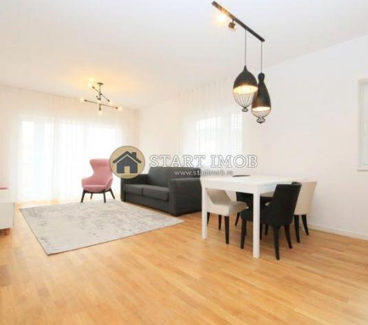 Apartament mobilat Central Brasov (2) - imagine 1