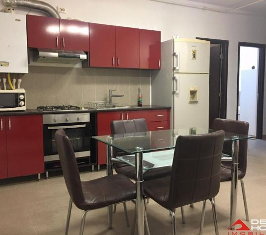 Apartament 3 camere Gheorgheni, finisat, imobil nou, panorama, ideal investitie - imagine 1