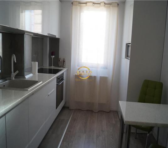 Apartament 3 camere, Gheorgheni, etaj intermediar cu parcare - imagine 1