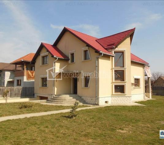 Vila de vanzare cu 1250 mp teren situata in Gilau, la 12 km de Cluj- Napoca