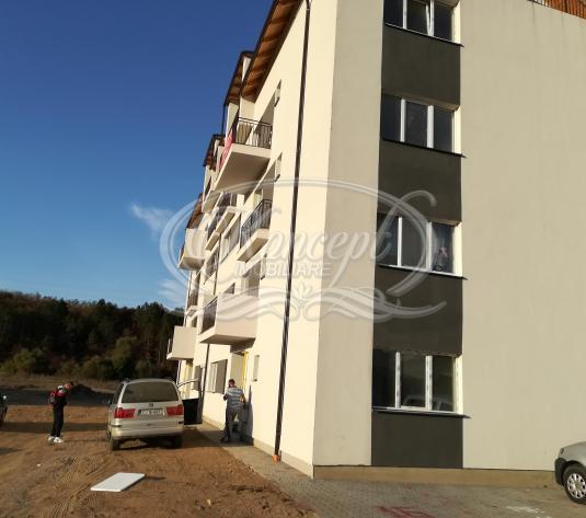 Apartament semifinisat cu 2 camere in Floresti, zona Stadionului - imagine 1