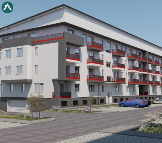 Apartamente 1 camera, ansamblu intrare in Floresti, magazin Oncos - imagine 1
