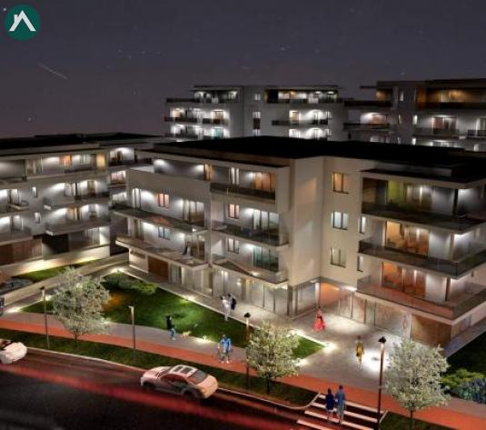 Apartament 4 camere, ansamblul rezidential Borhanci - imagine 1
