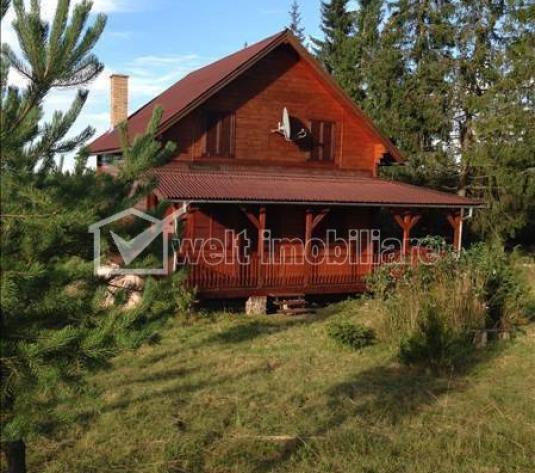 Cabana de vanzare in zona Belis, jud. Cluj