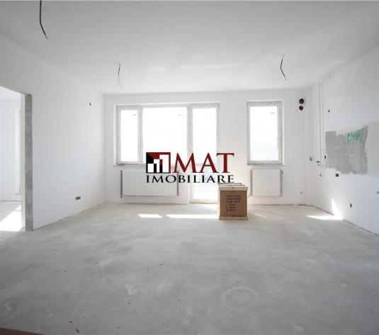 Apartament cu 2 camere 57mp Finisat Bloc Nou Borhanci - imagine 1