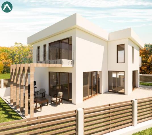 Teren cu autorizatie constructie casa unifamiliala, zona strazii Macesului - imagine 1