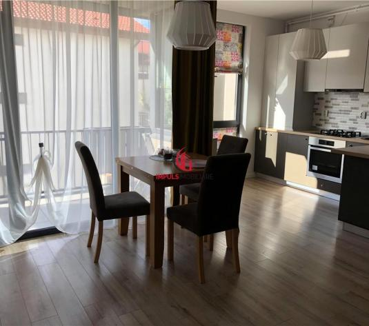 Apartament 2 camere , ultrafinisat ! Borhanci - imagine 1