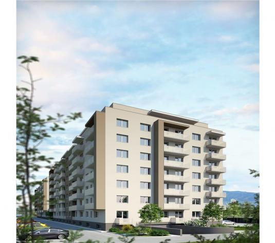Vanzare Apartament 2 camere ,Zona Metro,semifinisat, S+P+6E - imagine 1