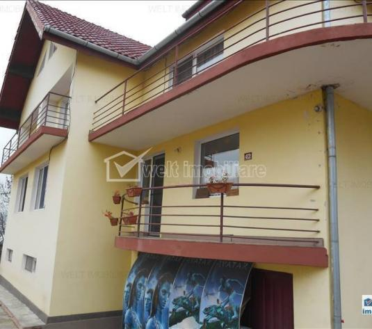 Vanzare casa cu 7 camere si 500 mp teren, zona Manastur, Cluj Napoca