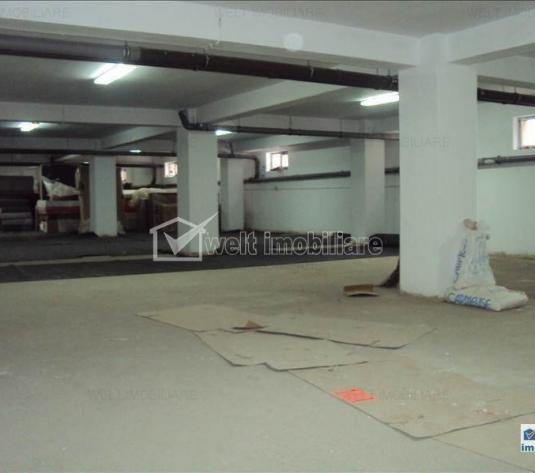 Vanzare depozit 390 mp open space cu rampa acces auto, Prof. Ioan Rus Floresti