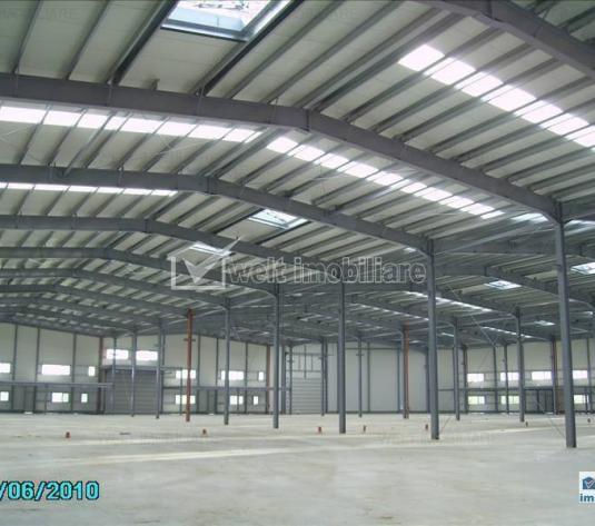Vanzare hala 11.000mp  intr-un complex industrial modern in Apahida