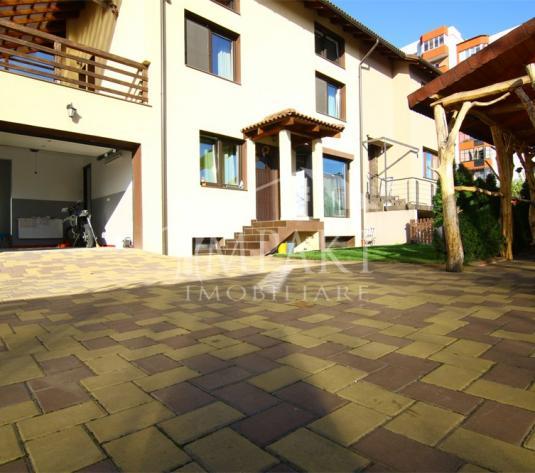 Casa de inchiriat 5 camere  in Cluj Napoca - cartierul Intre Lacuri - imagine 1