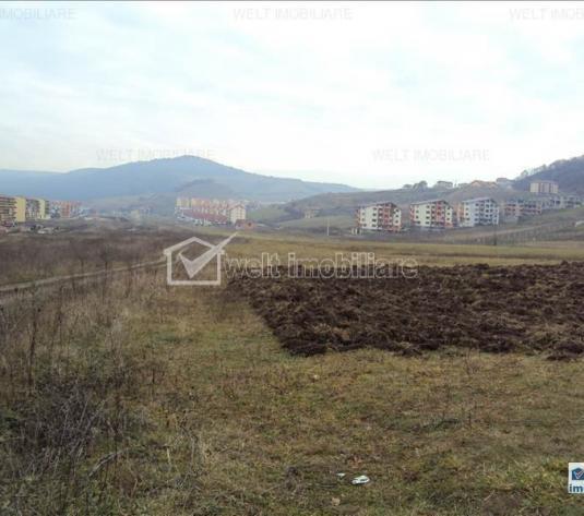 Teren de vanzare in Floresti, bun pentru constructii duplexuri