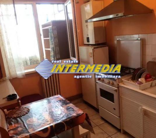 Garsoniera de vanzare in Cetate Alba Iulia zona Spital - imagine 1
