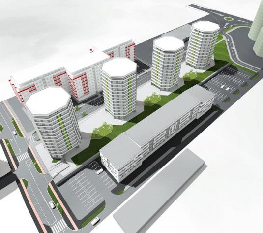 Apartamente noi de vanzare, zona Vivo - imagine 1