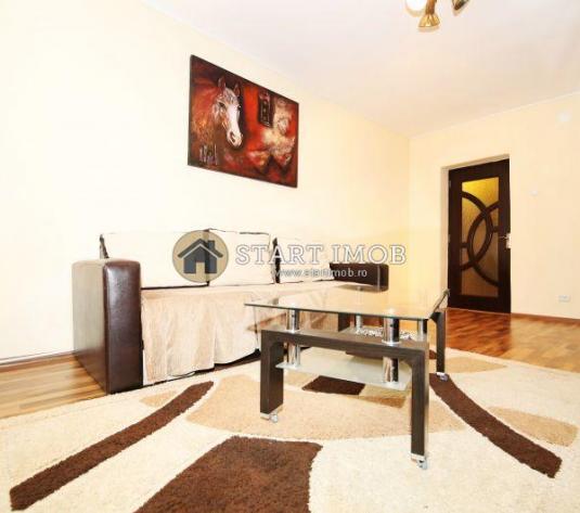 Exclusivitate- Apartament mobilat 2 camere Racadau - imagine 1