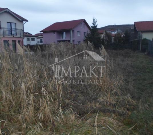 Teren de vanzare  in Cluj Napoca - zona Borhanci - imagine 1
