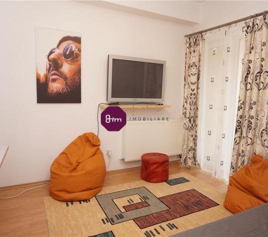 De Inchiriat Apartament 2 camere, Decomandat, 50 mp, Etaj Intermediar, zona Strazii Frunzisului ! - imagine 1