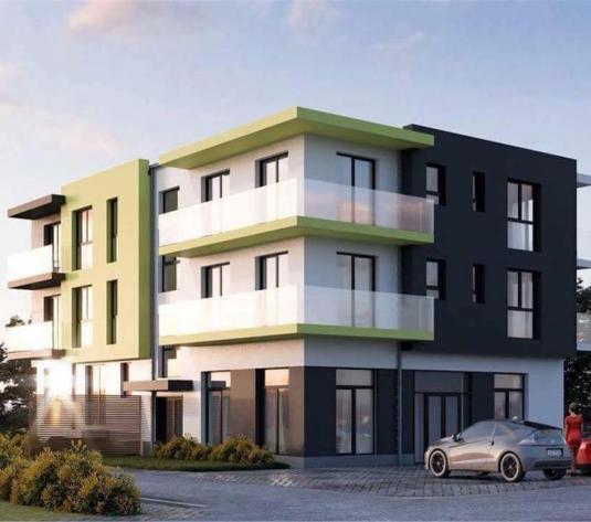 3 camere ,decomandat , parcare inclusa,73 mp, 2 balcoane,etaj intermediar - imagine 1